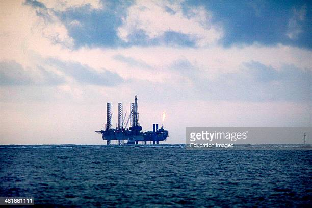 An oil well in the Niger Delta Bayelsa State The Niger Delta is the richest oil producing area in all of Africa Nigeria West Africa