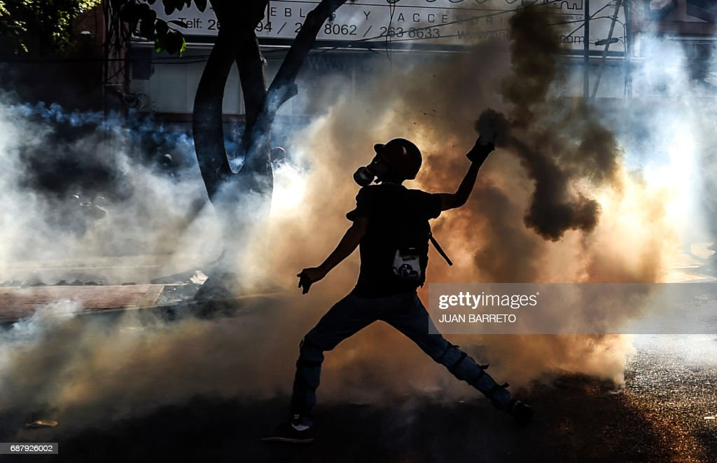 Death Toll Rises As Security Forces Clash with Protesters in Venezuela