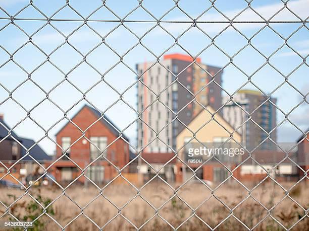 An oppressive urban life, Manchester
