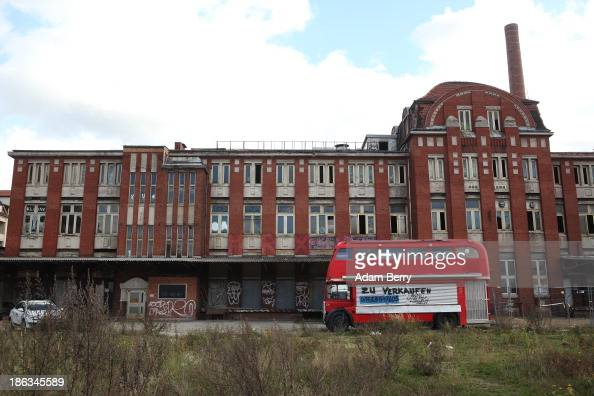 Abandoned Industrial Buildings For Sale Stock Photos And