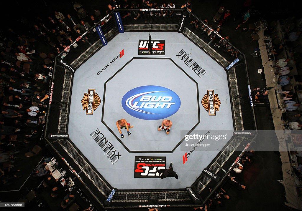 UFC 137: Penn v Diaz