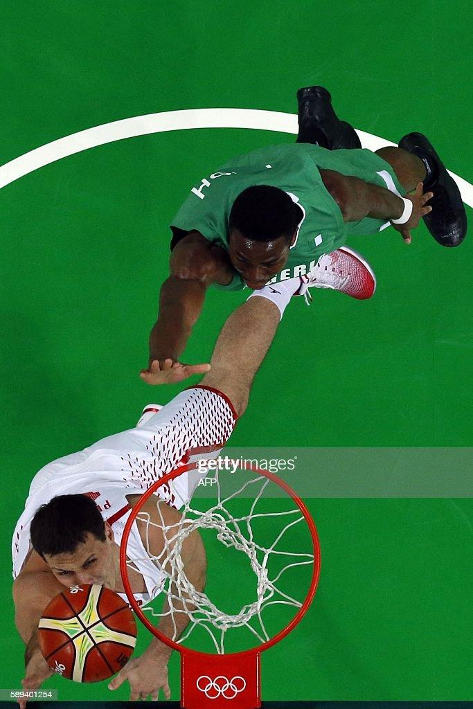 Basketball - Olympics: Day 8