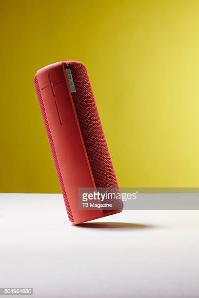 An Ultimate Ears BOOM Bluetooth Wireless Speaker taken on June 22 2015
