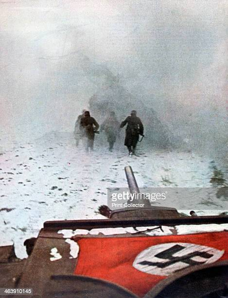 An uncertain assault Battle of Moscow 1942 The Battle of Moscow was fought between October 1941 and January 1942 At the outset of the battle the...