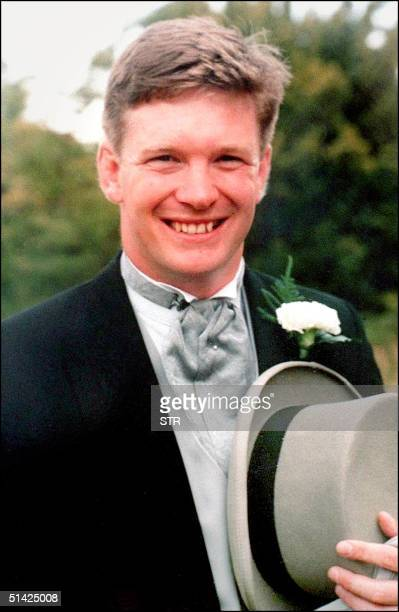 An undated file photo of the bodyguard of Princess Diana Trevor ReesJones who survived the car crash which killed her early Sunday will take a few...