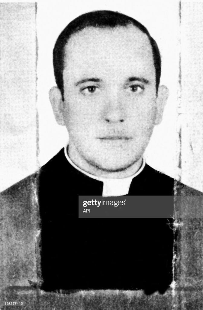 An undated headshot of Jorge Mario Bergoglio.