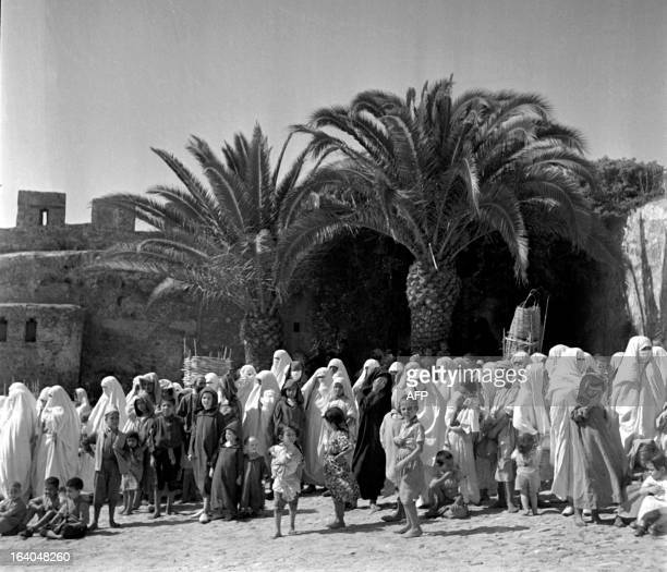 An undated photo taken in Tangiers AFP PHOTO