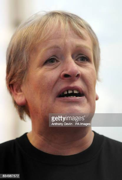 An unidentified supporter speaks at an atheist campaign launch in Kensington Gardens London The UK's first ever atheist campaign is launched today as...