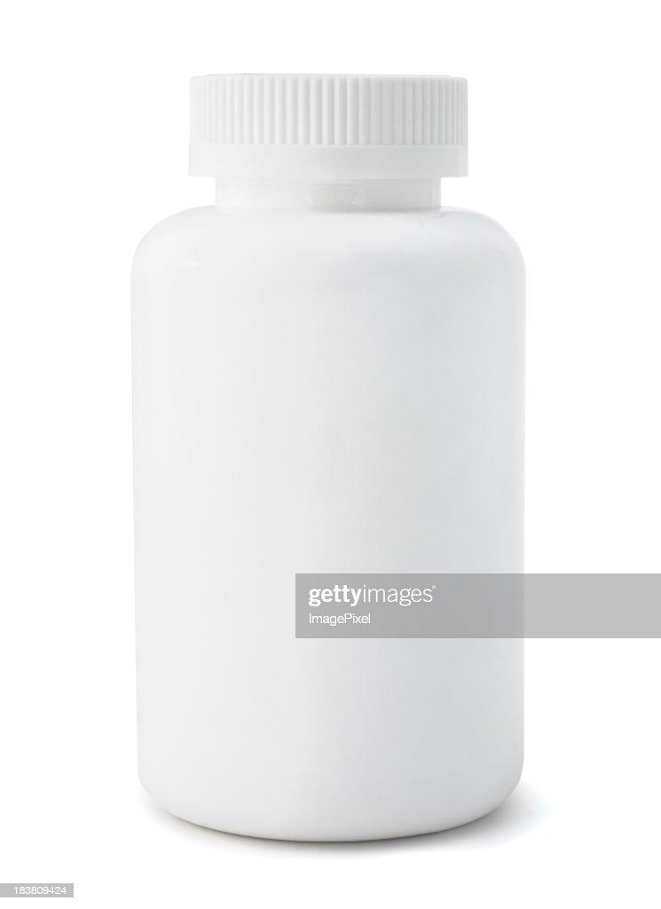 Médecine bouteille vide : Photo