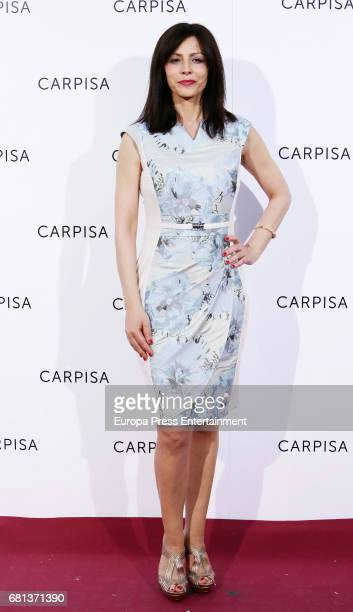 Ana Alvarez attends the opening of new Carpisa stores on May 9 2017 in Madrid Spain