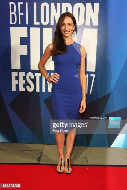 Ana Asenio attends the 61st BFI London Film Festival Awards on October 14 2017 in London England