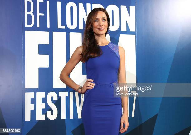 Ana Asensio attends the 61st BFI London Film Festival Awards on October 14 2017 in London England