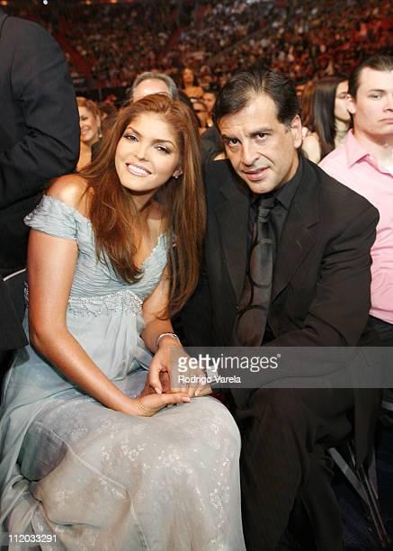 Ana Barbara and Jose Maria Fernandez
