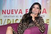 MEX: Ana Barbara Press Conference