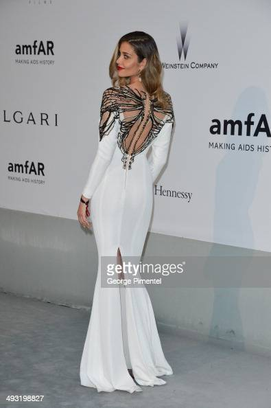 Ana Beatriz Barros attends amfAR's 21st Cinema Against AIDS Gala Presented By WORLDVIEW BOLD FILMS And BVLGARI at the 67th Annual Cannes Film...