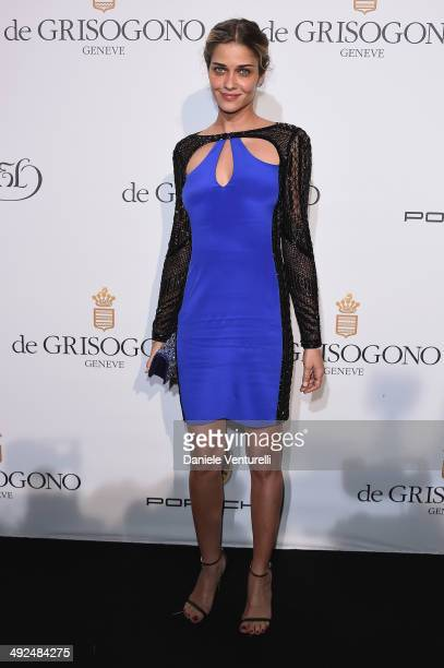 Ana Beatriz Barros attends the De Grisogono Party at the 67th Annual Cannes Film Festival on May 20 2014 in Cap d'Antibes France