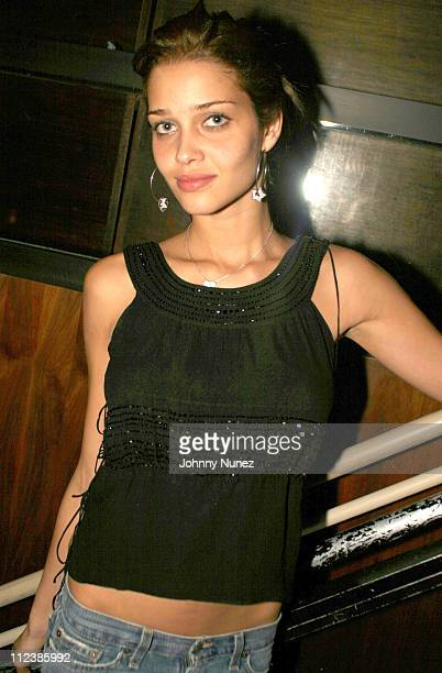 Ana Beatriz Barros during 3rd Annual Tribeca Film Festival 'Point Shoot' Premiere After Party at Marquee in New York City New York United States