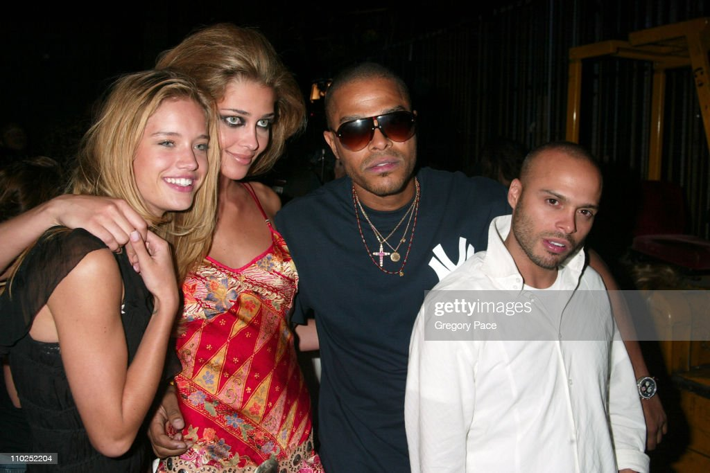 Ana Beatriz Barros Maxwell Richie Akiva and guest
