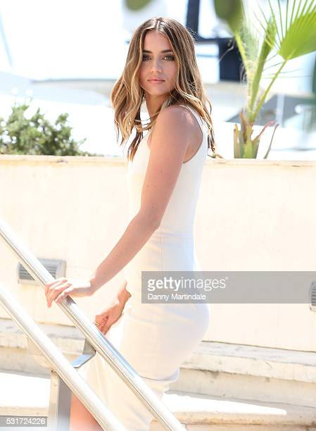 Ana de Armas attends day 6 of the 69th Annual Cannes Film Festival on May 16 2016 in Cannes
