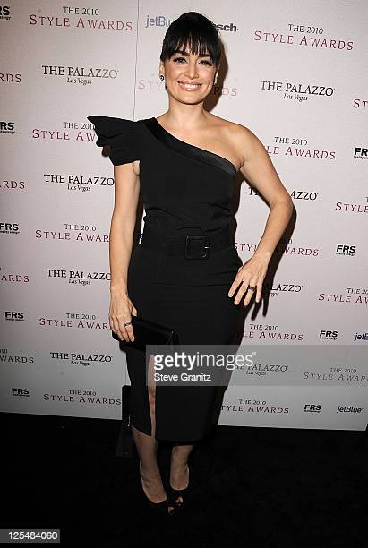 Ana de la Reguera attends the 2010 Hollywood Style Awards at The Billy Wilder Theater at the Hammer Museum on December 12 2010 in Los Angeles...