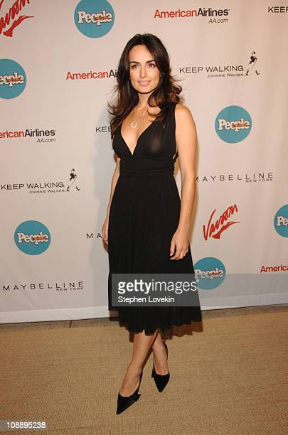 """Ana de la Reguera during People en Espanol's 5th Annual """"50 Most Beautiful"""" Arrivals at Skylight Studios in New York City New York United States"""