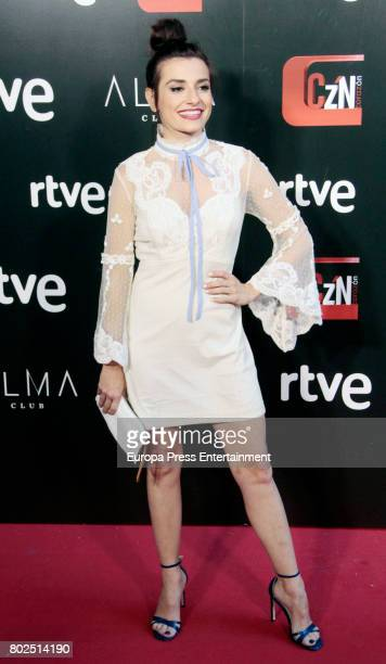 Ana del Rey attends 'Corazon' TV Programme 20th Anniversary at Alma club on June 27 2017 in Madrid Spain