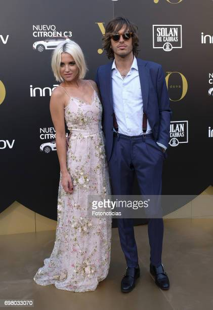 Ana Fernandez and Adrian Roma attend the 'Yo Dona' International Awards at the Palacio de los Duques de Pastrana on June 19 2017 in Madrid Spain