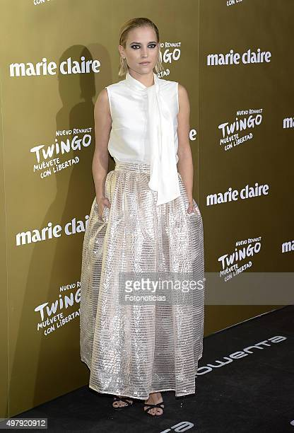 Ana Fernandez attends the 2015 Marie Claire Prix de la Mode at Callao Cinema on November 19 2015 in Madrid Spain