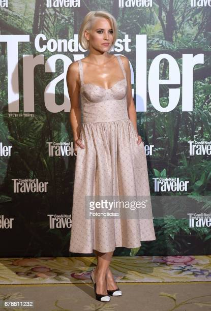 Ana Fernandez attends the 2017 Conde Nast Traveler Awards ceremony at The Ritz Hotel on May 4 2017 in Madrid Spain