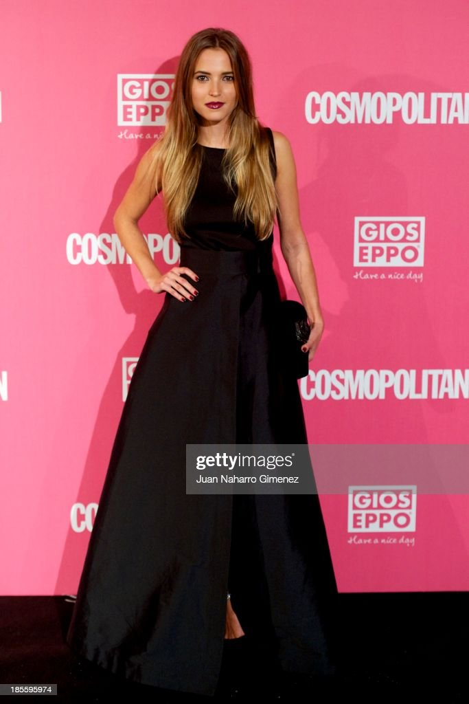 Ana Fernandez attends the Cosmopolitan Fun Fearless Female Awards 2013 at the Ritz Hotel on October 22, 2013 in Madrid, Spain.