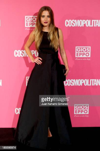 Ana Fernandez attends the Cosmopolitan Fun Fearless Female Awards 2013 at the Ritz Hotel on October 22 2013 in Madrid Spain