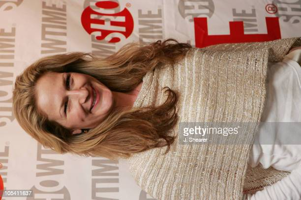 Ana Gasteyer during 2005 Park City Showtime Party for 'Reefer Madness' at Riverhorse in Park City Utah United States