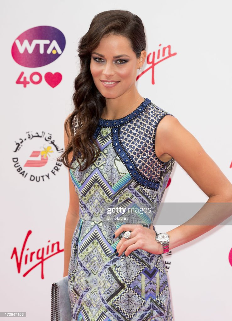 <a gi-track='captionPersonalityLinkClicked' href=/galleries/search?phrase=Ana+Ivanovic&family=editorial&specificpeople=542118 ng-click='$event.stopPropagation()'>Ana Ivanovic</a> attends the annual pre-Wimbledon party at Kensington Roof Gardens on June 20, 2013 in London, England.