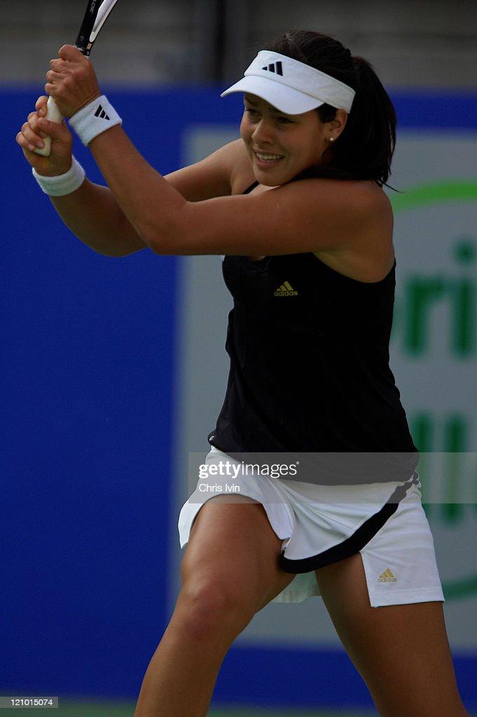 WTA Medibank International - Women's Singles - Ana Ivanovic vs Nadia Petrova -