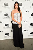 Ana Khouri attends the Guggenheim International Gala PreParty made possible by Dior on November 5 2014 in New York City