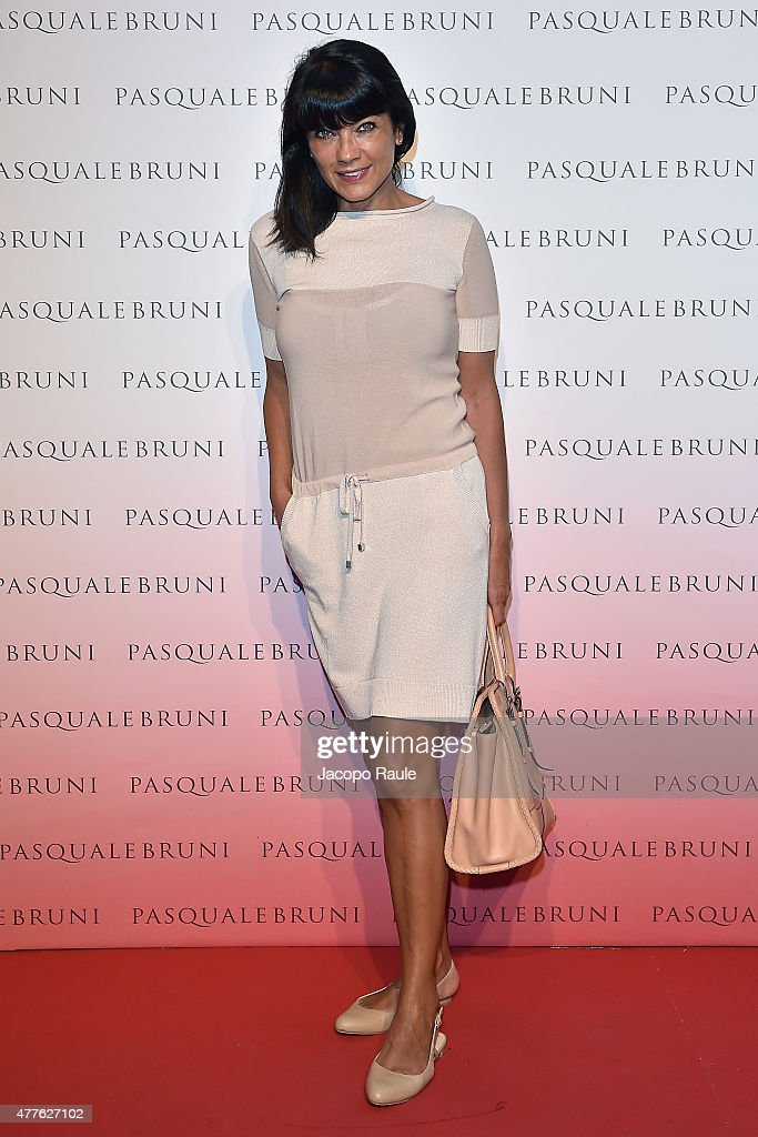 Ana Laura Ribas attends Pasquale Bruni - Giardini Segreti Cocktail Party on June 18, 2015 in Milan, Italy.