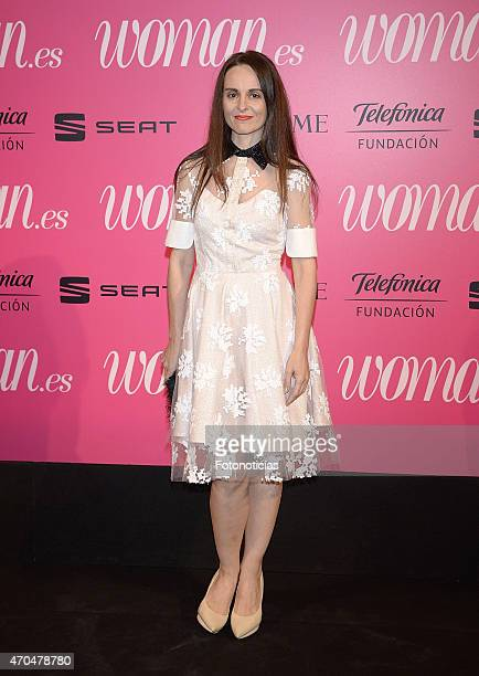 Ana Locking attends the 2015 'Woman Awards' Ceremony at the Casino de Madrid on April 20 2015 in Madrid Spain
