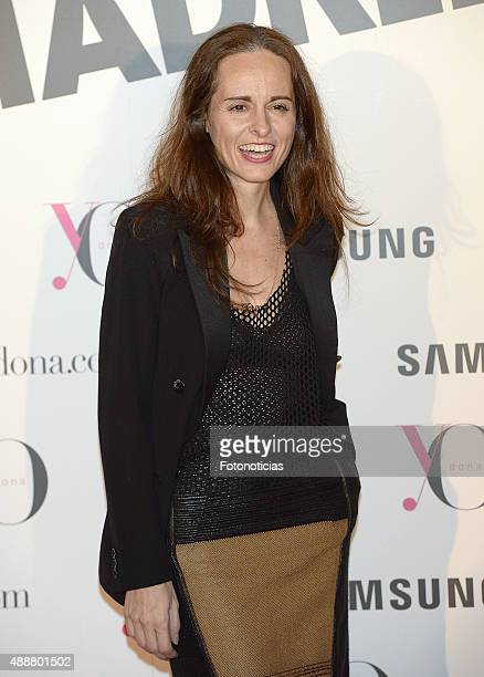 Ana Locking attends the 'Yo Dona' Party at the NH Collection Eurobuilding Hotel on September 17 2015 in Madrid Spain