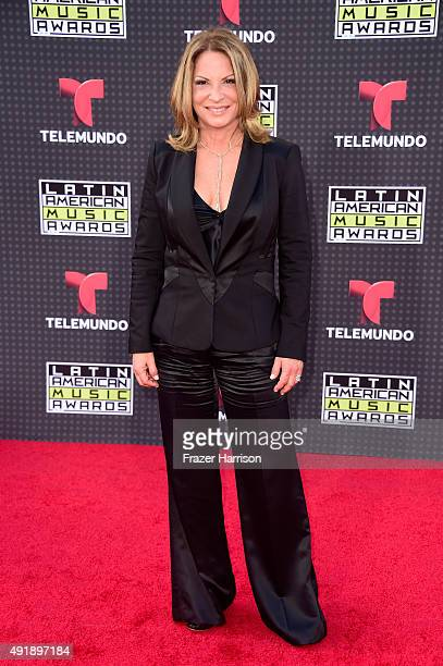 Ana Maria Polo attends Telemundo's Latin American Music Awards at the Dolby Theatre on October 8 2015 in Hollywood California
