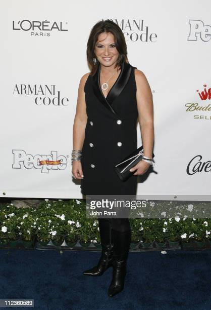 Ana Maria Polo during People en Espanol Stars of the Year Arrivals at Kary Y in Miami Florida United States