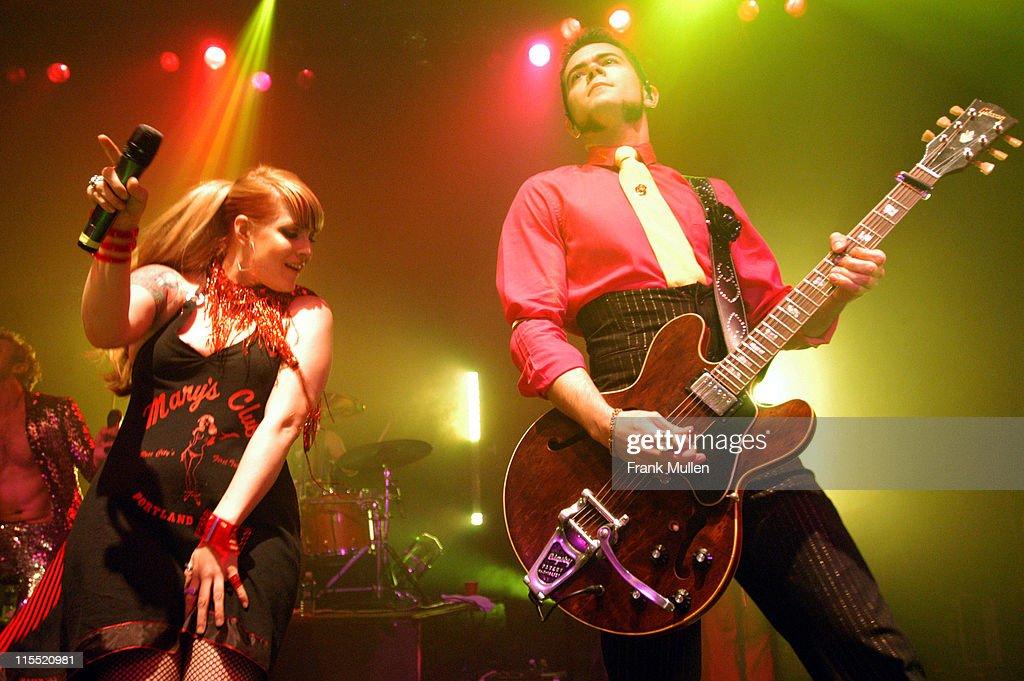 Scissor Sisters - Tour Opener - November 29, 2004