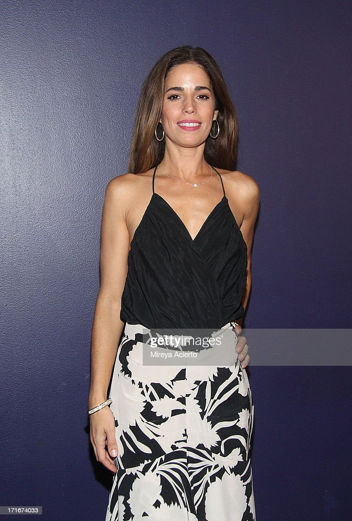<a gi-track='captionPersonalityLinkClicked' href=/galleries/search?phrase=Ana+Ortiz+-+Actress&family=editorial&specificpeople=12934861 ng-click='$event.stopPropagation()'>Ana Ortiz</a> attends the Time Warner Cable 'View From The Top' Media Upfront at Frederick P. Rose Hall, Jazz at Lincoln Center on June 27, 2013 in New York City.
