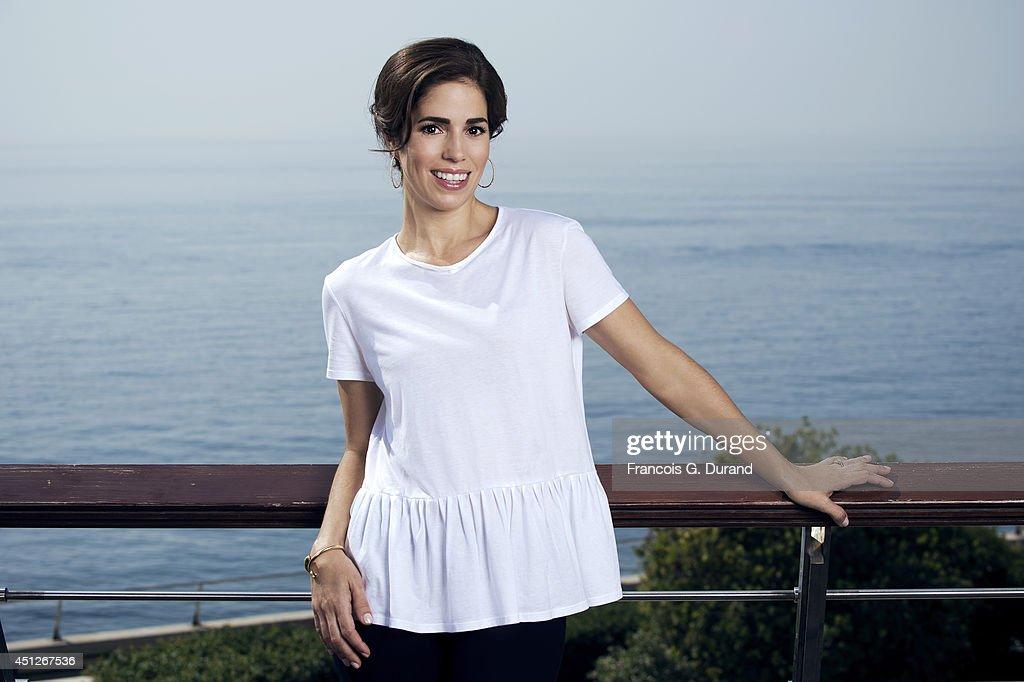 Ana Ortiz poses for a portrait at the 54th Monte Carlo TV Festival on June 11, 2014 in Monte-Carlo, Monaco.