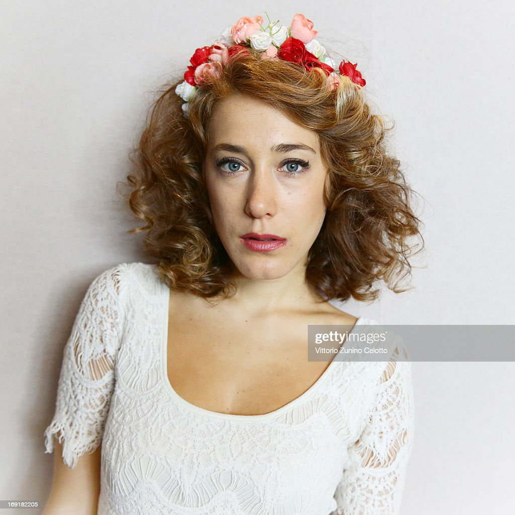 . Ana Pauls poses at 'Wakolda' Portrait Session during The 66th Annual Cannes Film Festival at Palais des Festivals on May 21, 2013 in Cannes, France.