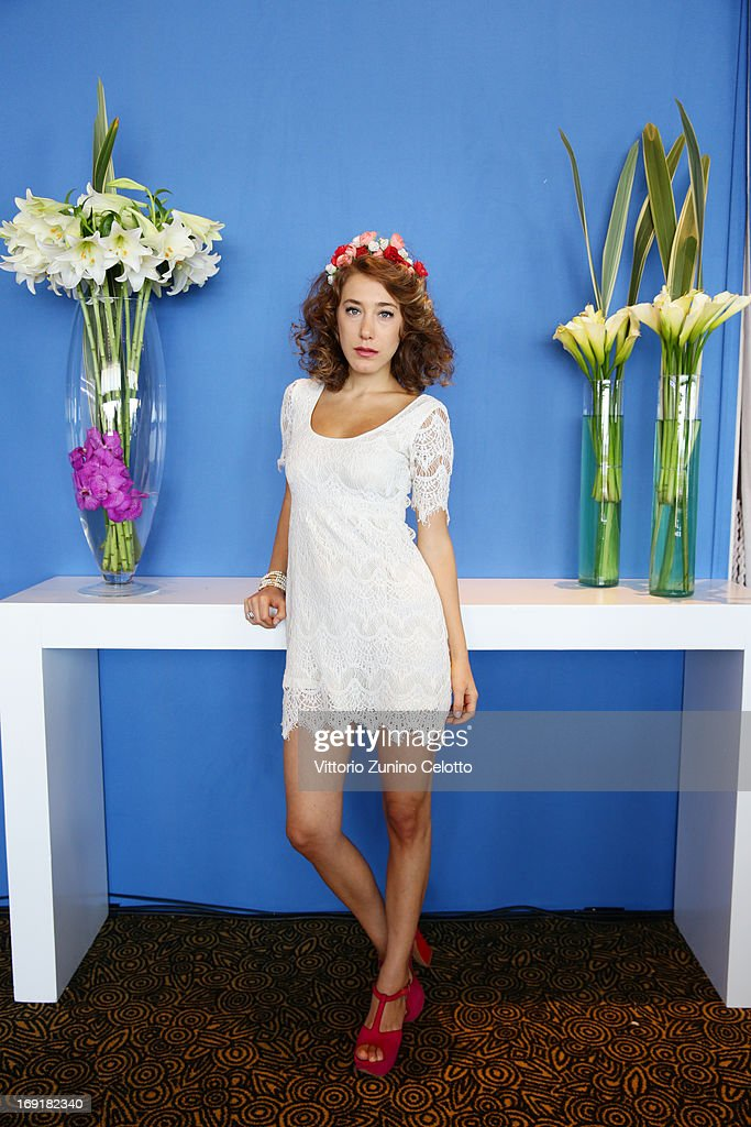 Ana Pauls poses at 'Wakolda' Portrait Session during The 66th Annual Cannes Film Festival at Palais des Festivals on May 21, 2013 in Cannes, France.