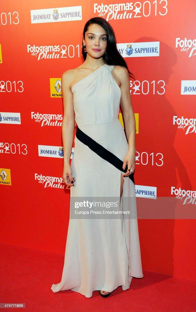 Ana Rujas attends Fotogramas Awards 2013 at Joy Eslava Club on February 24 2014 in Madrid Spain