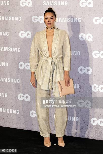 Ana Rujas attends GQ 2016 Men of the Year Awards at Palace Hotel on November 3 2016 in Madrid Spain