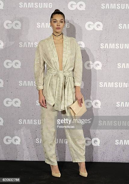 Ana Rujas attends the GQ Men of the Year Awards at The Palace Hotel on November 3 2016 in Madrid Spain