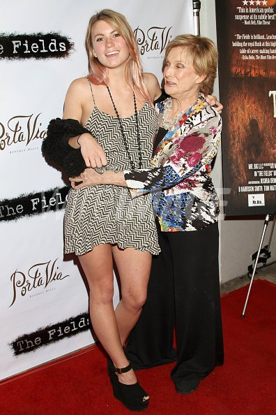 Anabel Englund Cloris Leachman