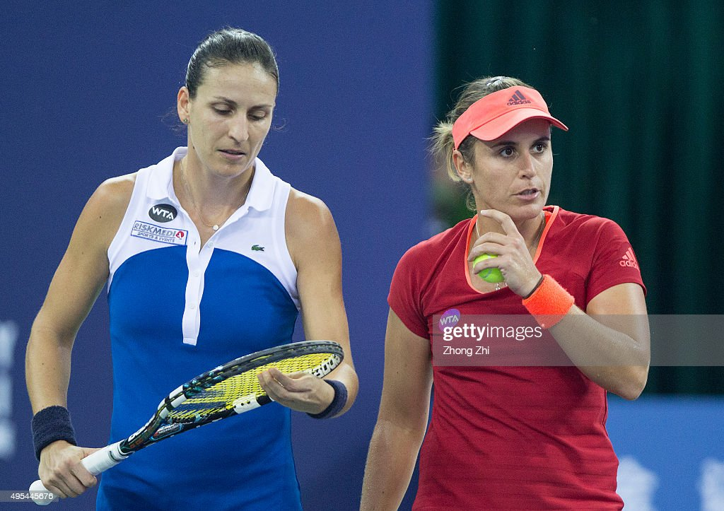 WTA Elite Trophy 2015 - Day 2